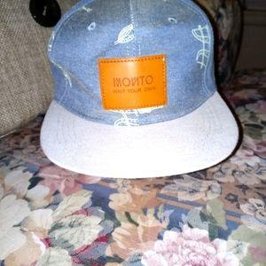 Monto designer Snapback Hat